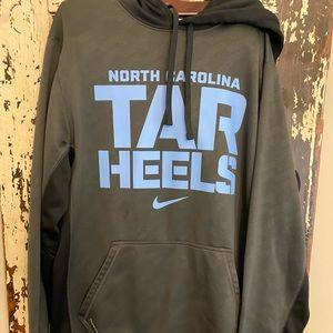 UNC Tar Heels hoodie.